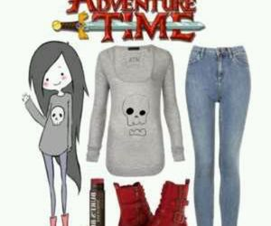 adventure time and vampire queen image