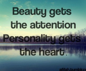 beauty, quotes, and personality image