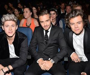 niall horan, liam payne, and Harry Styles image