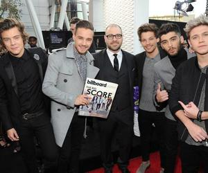 red carpet, ama's, and one direction image