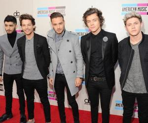 ama's, one direction, and red carpet image