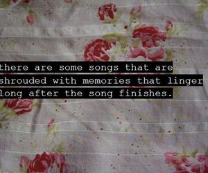 memories and song image