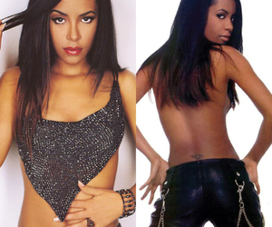 aaliyah, legend, and beautiful image