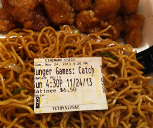 amazing, chinese, and food image