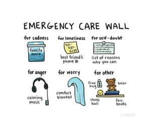 care, emergency, and happiness image