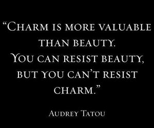 beauty, love, and charm image