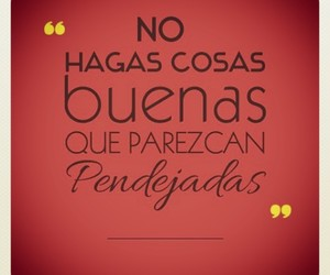 frases, no, and pink image