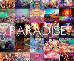paradise and Tomorrowland image