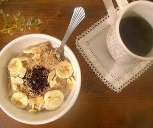 almonds, lace, and breakfast image