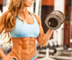awesome, muscles, and not skinny image