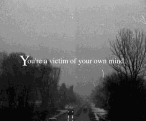 victim, mind, and quotes image