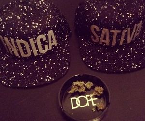 dope, obey, and sativa image
