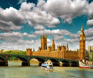 Big Ben, london, and time image