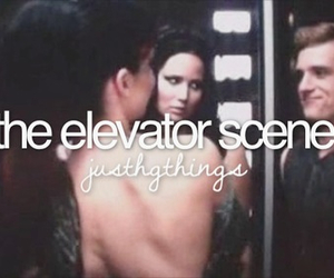 catching fire, funny, and katniss image
