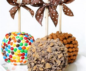 send christmas chocolate, m&ms®, and or caramel chunks image