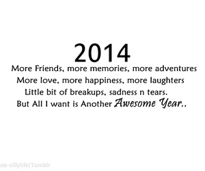 friends, awesome, and year image
