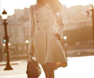bag, coat, and cool image