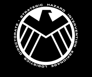 shield and Marvel image