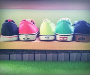 addicted, vans, and vans of the wall image