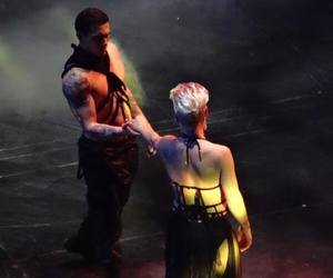 P!nk, the truth about love, and pink image