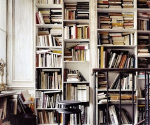 book and library image