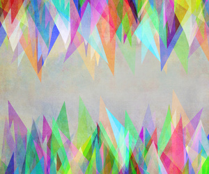 abstract, colorful, and form image