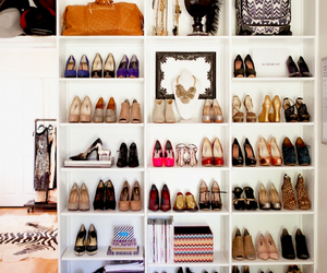 shoes, closet, and bag image