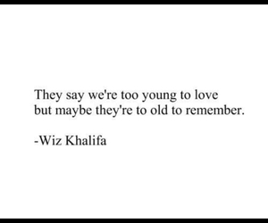 quote, love, and young image