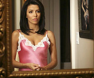 Desperate Housewives, negligee, and gaby solis image