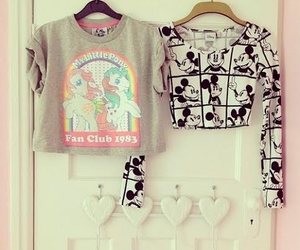 clothes, my little pony, and outfit image