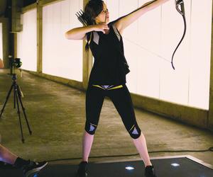 katniss everdeen, Jennifer Lawrence, and katniss image