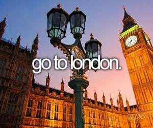 london, before i die, and Big Ben image