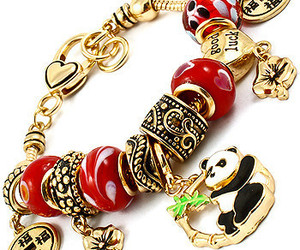 bracelets, fashion, and fun image