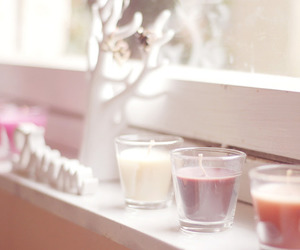 candle, girly, and Dream image