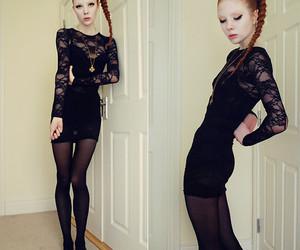 ana, ruiva, and fashion image