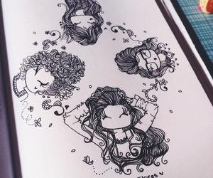 cheveux image