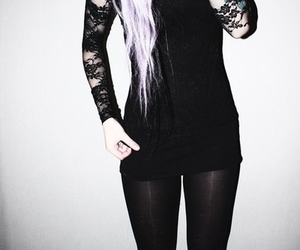 dress, grunge, and indie image