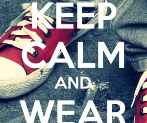 keep calm and converse image