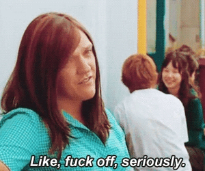 summer heights high, chris lilley, and ja'mie king image