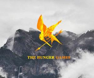 the hunger games, hunger games, and peeta mellark image