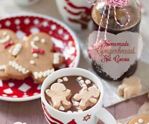 chocolate, gingerbread, and sweet image