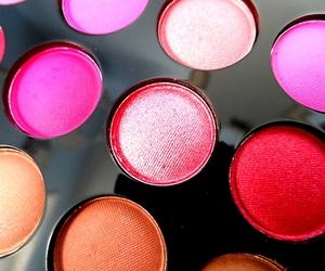pink, girly, and make up image