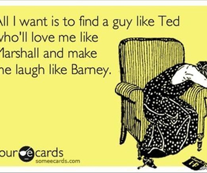 barney, himym, and TED image