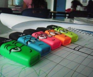 kk, markers, and lol yasmin ♥ image