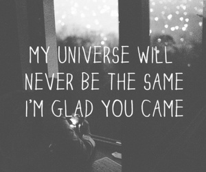 quotes, the wanted, and universe image