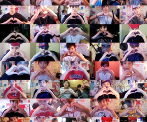 Austin, perfect, and hearts image