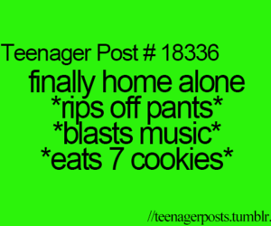 teenager post, me, and post image