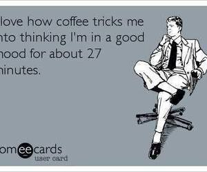 coffee, funny, and ecards image