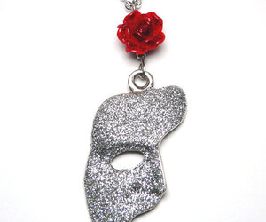 bling, jewellery, and necklace image