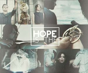 katniss everdeen, hope, and Jennifer Lawrence image